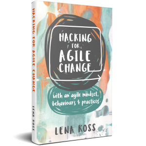Book Cover Hacking for Agile Change