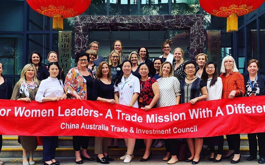 China – A Trade Mission with a Difference