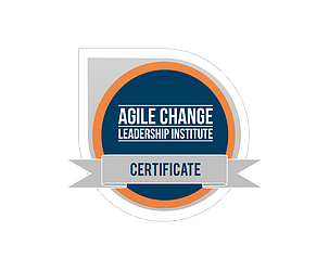 Certificate of Agile Change Leadership